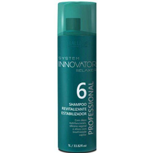 Shampoo Oil Remineralizante Innovator Itallian Color 250ml