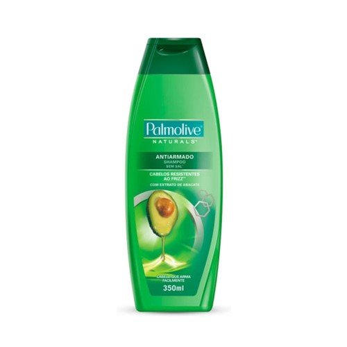 Shampoo Palmolive Naturals AntiArmado 350ml