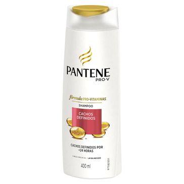 Shampoo Pantene Cachos Definidos 400ml
