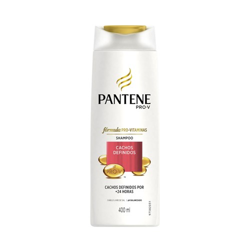 Shampoo Pantene Pro V Cachos Definidos 400ml