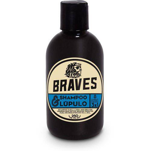 Shampoo para Barba, Corpo e Cabelo com Lúpulo - The Braves
