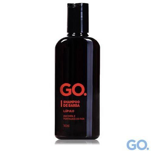 Shampoo para Barba Go. Lúpulo - 140ml