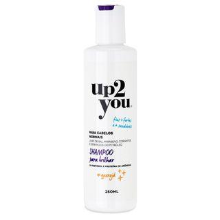 Shampoo para Brilhar 250ml Up2You