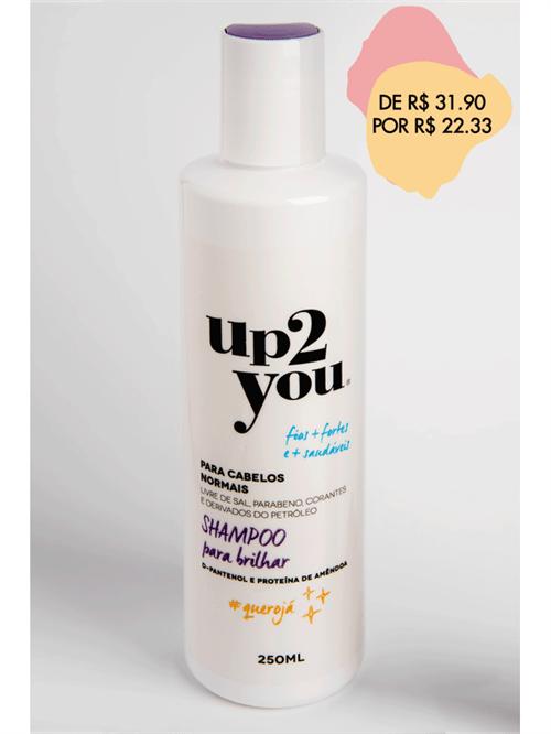 Shampoo para Brilhar 250ml