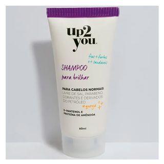 Shampoo para Brilhar 60ml Up2You
