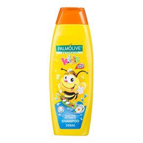 Shampoo para Todo Tipo de Cabelo Pamolive Naturals Kids 350mL
