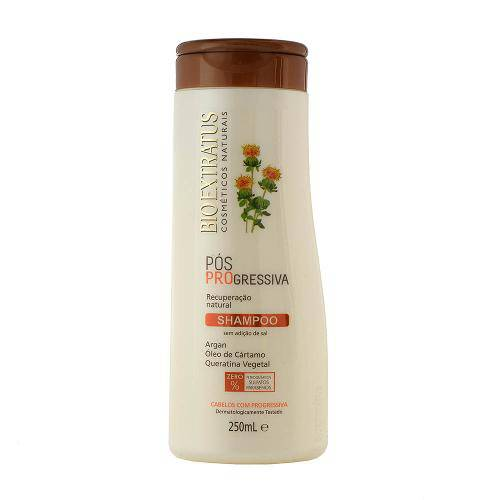 Shampoo Pós-Progressiva 250ml - Bio Extratus