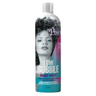 Shampoo Pouca Espuma Soul Power - Low Bubble Magic Wash 315ml