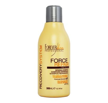 Shampoo Reparador Force Repair 300ml - Forever Liss
