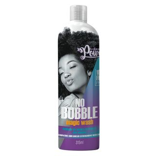 Shampoo Sem Espuma Soul Power - no Bubble Magic Wash 315ml