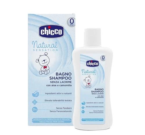 Shampoo Sem Lágrimas 200ml Chicco