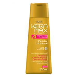 Shampoo Skafe Keramax Hidratação Profunda 250ml