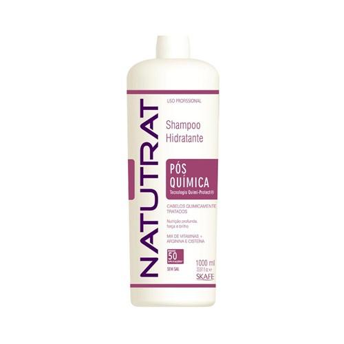 Shampoo Skafe Natutrat Quimi Control 1000ml