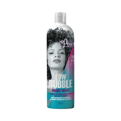 Shampoo Soul Power Low Bubble Magic Wash 315ml