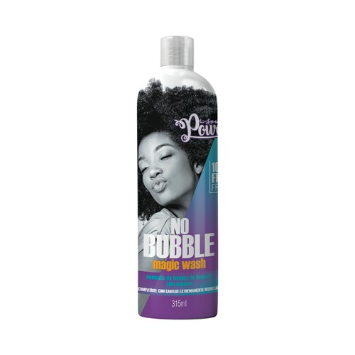 Shampoo Soul Power no Bubble Magic Wash 315ml
