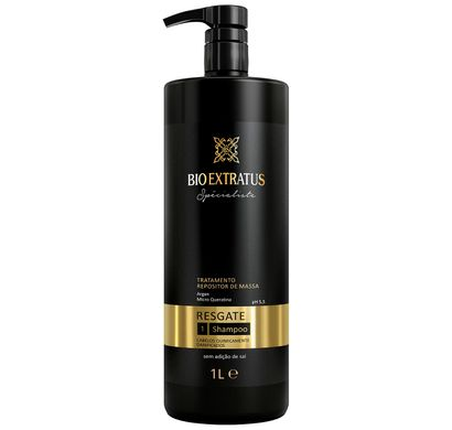 Shampoo Spécialiste Resgate 1L - Bio Extratus