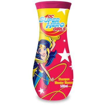 Shampoo Super Hero Mulher Maravilha 500ml