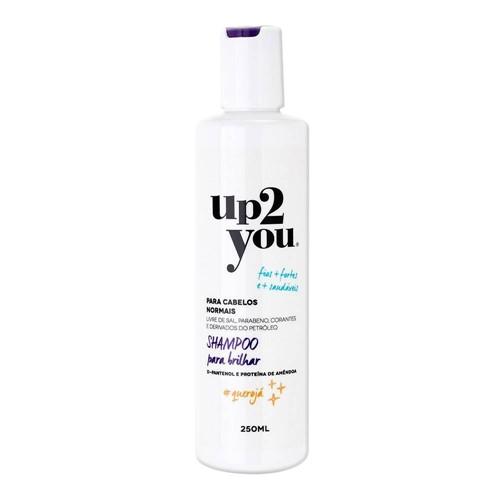 Shampoo Up2You para Brilhar 250ml