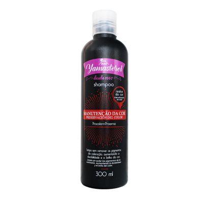 Shampoo Yamasterol Manutenção da Cor 300ml - Yamá