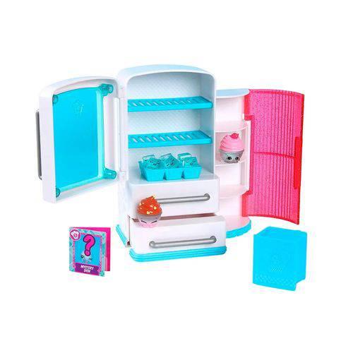 Shopkins Linda Cozinha Geladeira 4585 - Dtc