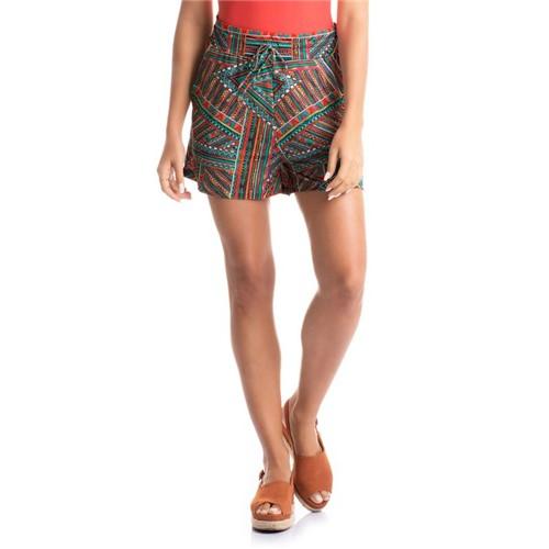 Short Balinesa Laranja/GG