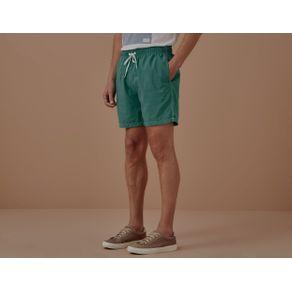 Short de Elástico Parati Verde - M