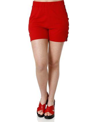 Short Feminino Autentique Vermelho