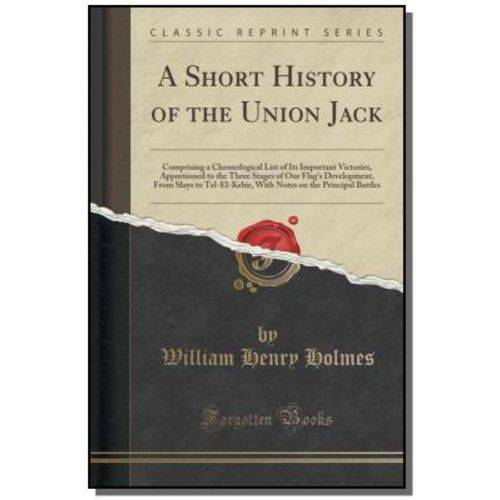 Short History Of The Union Jack, a