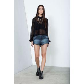 Short Jeans Saia Costas Unica - 38