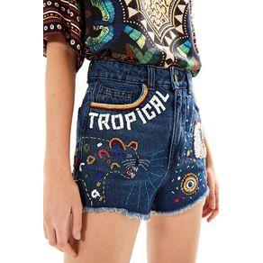 Short Jeans Tropical Jeans - 36