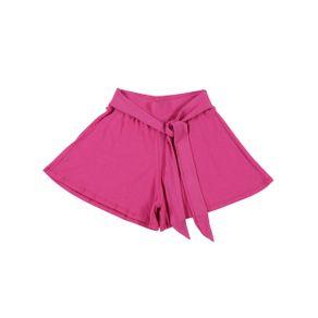 Short Juvenil para Menina - Rosa 10