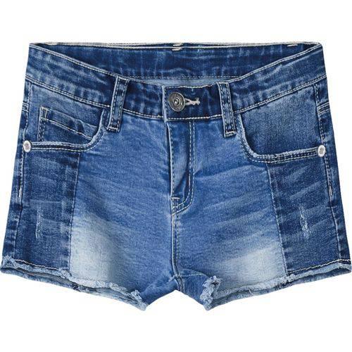 Short Lilica Ripilica Jeans Bebê Menina 32060