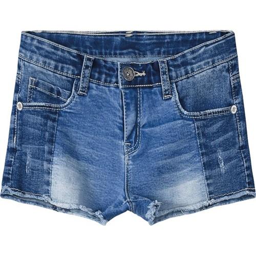 Short Lilica Ripilica Jeans Menina