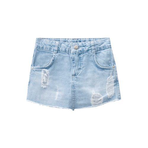 Short Saia Jeans Vic&Vicky - 6