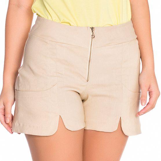 Shorts Bengaline com Bolso M