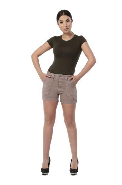 Shorts Cargo Feminino - 261960 36