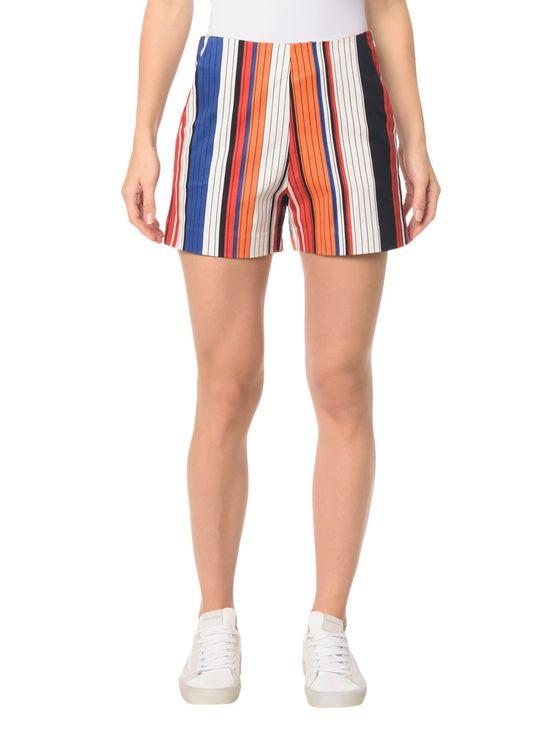 Shorts CKJ Fem Stripes - 34