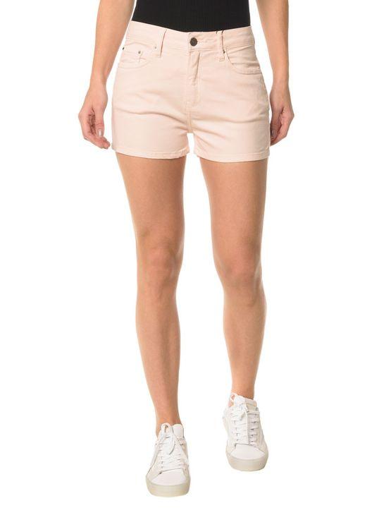 Shorts Color Five Pockets - 34