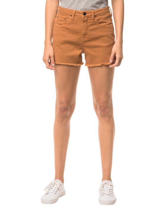 Shorts Color Five Pockets - Havana - 34