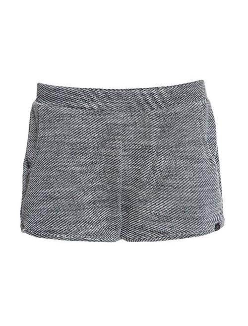 Shorts Infantil Calvin Klein Jeans Bolso Frente Preto - 6