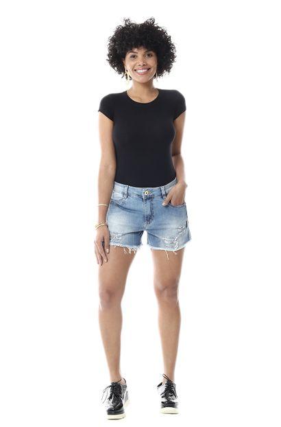 Shorts Jeans Feminino - 255926 36