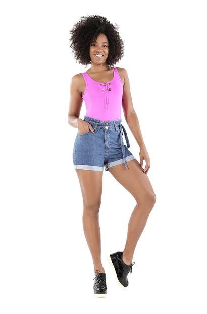 Shorts Jeans Feminino - 260307 36
