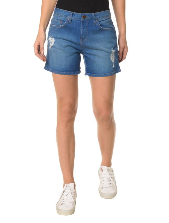 Shorts Jeans Five Pockets - 34