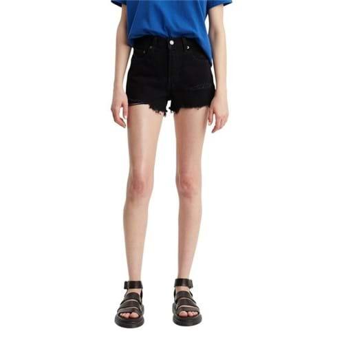 Shorts Jeans Levis 501 High Rise - 27