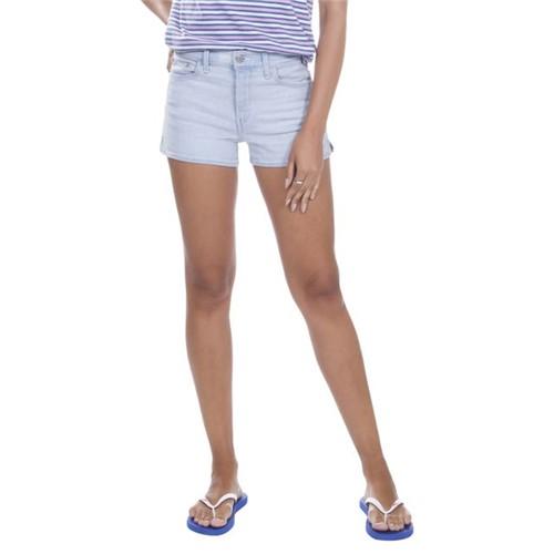 Shorts Jeans Levis High Rise - 30