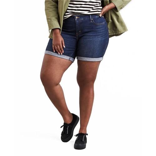Shorts Jeans Levis New Plus Size - 18