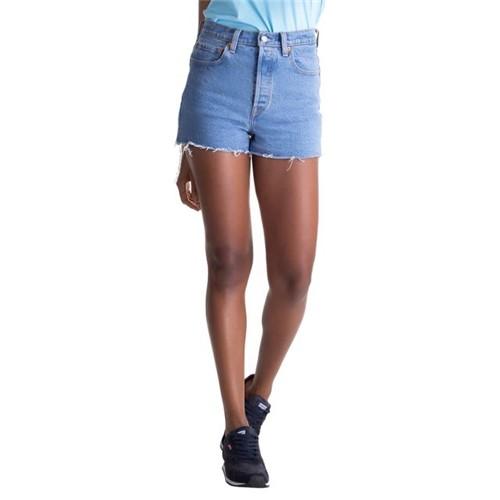 Shorts Jeans Levis Ribcage - 28