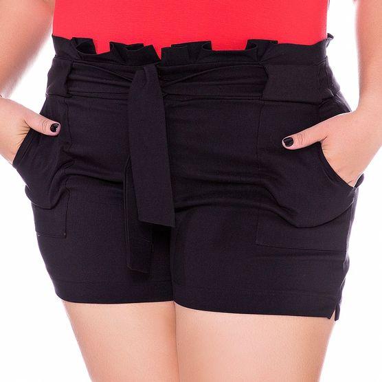 Shorts Laço Plus Size PP