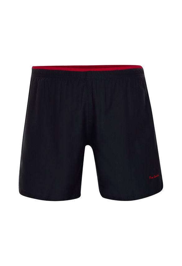 Shorts Plus Size Swim Marinho 6