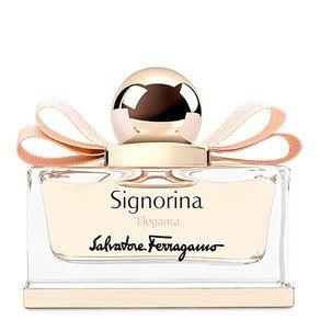 Signorina Eleganza Salvatore Ferragamo - Perfume Feminino - Eau de Parfum 50ml